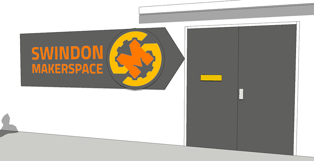 Exterior signage concept