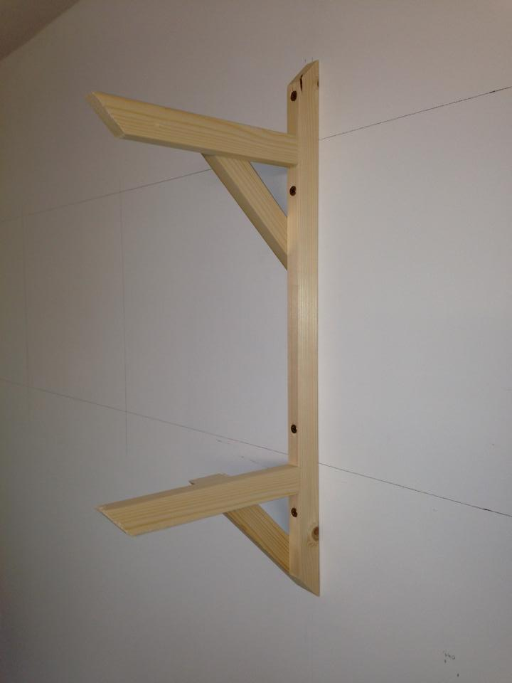 Shelf Bracket Design