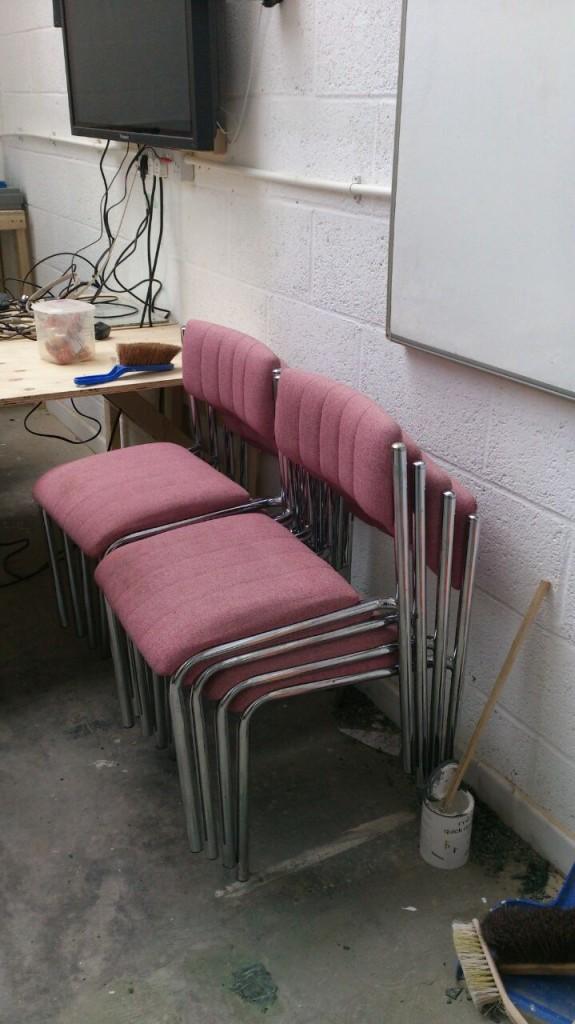 Scrapstore chairs