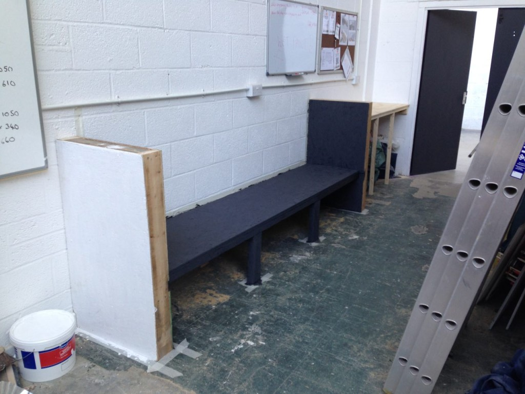 Desks, Whiteboards and Sofa, oh my! - Swindon Makerspace