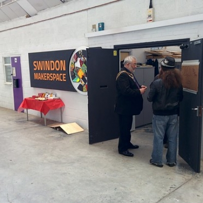 """Swindon Makerspace Opening Weekend • <a style=""""font-size:0.8em;"""" href=""""http://www.flickr.com/photos/94299919@N02/26732380595/"""" target=""""_blank"""">View on Flickr</a>"""