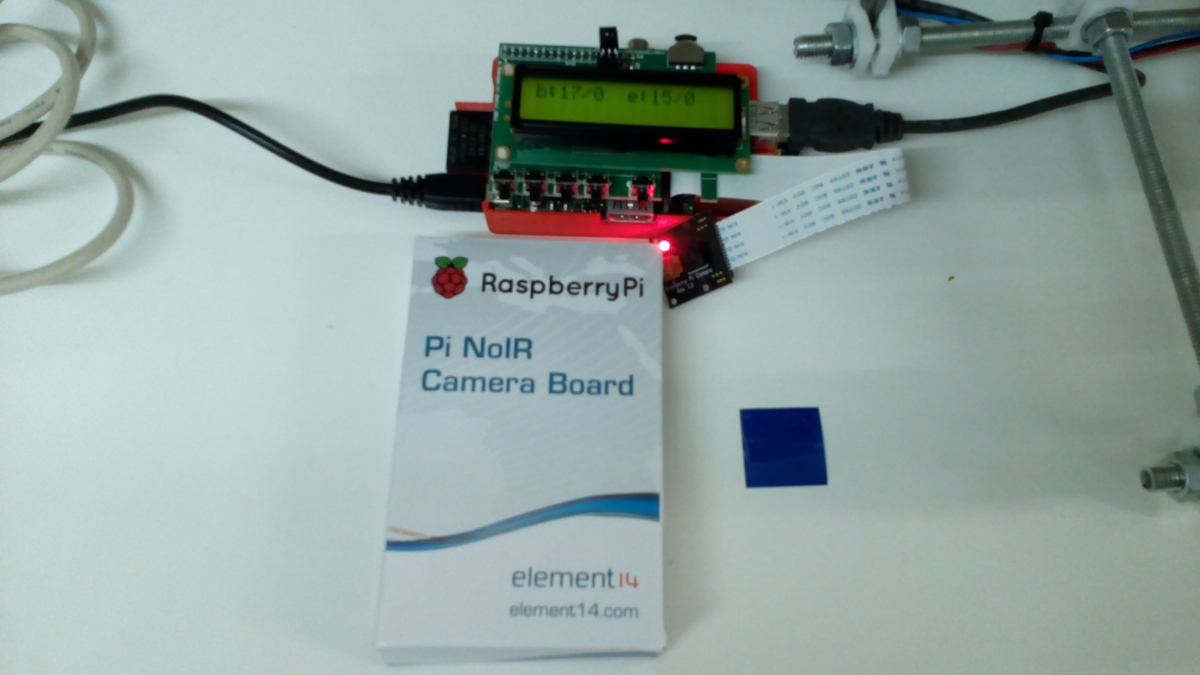 Octoprint and the Raspberry Pi Camera Module